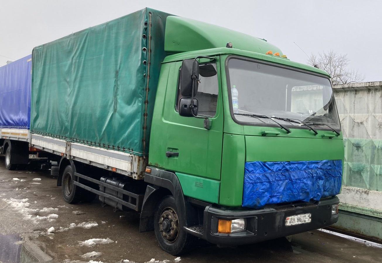 Продаётся МАЗ 437130, 2011 года выпуска