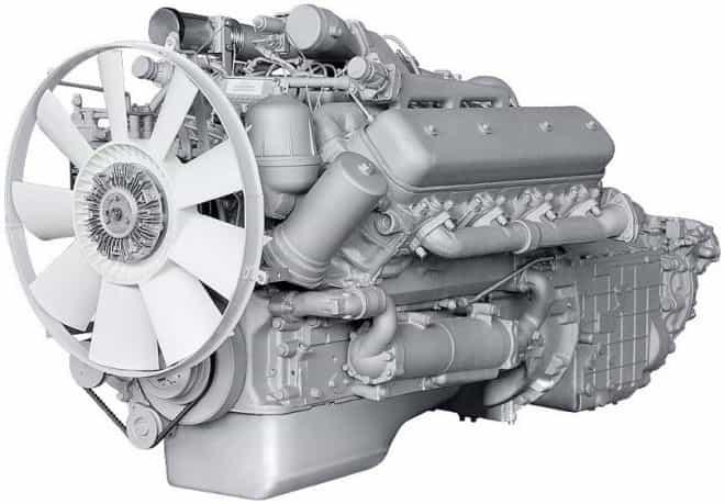 10. Двигатель.
