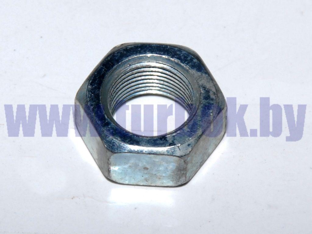 Гайка М20*1,5-5Н6Н крепления короны/002565