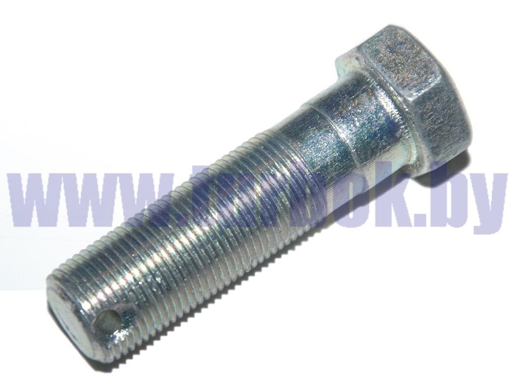 Болт 2М20*1,5-6Н*70 крепления прибора буксировочного к раме с отв. под шплинт
