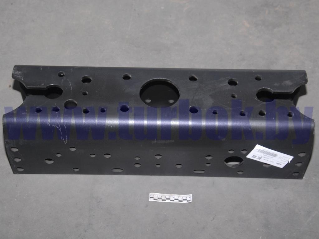 Поперечина в под прибор буксирный (на 4 отв.) МАЗ-53366,53362