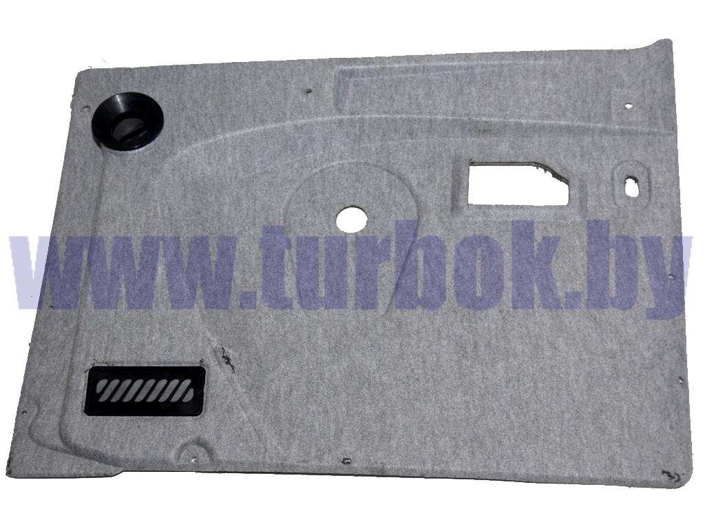 Обивка двери кабины в сборе МАЗ-6430 правая
