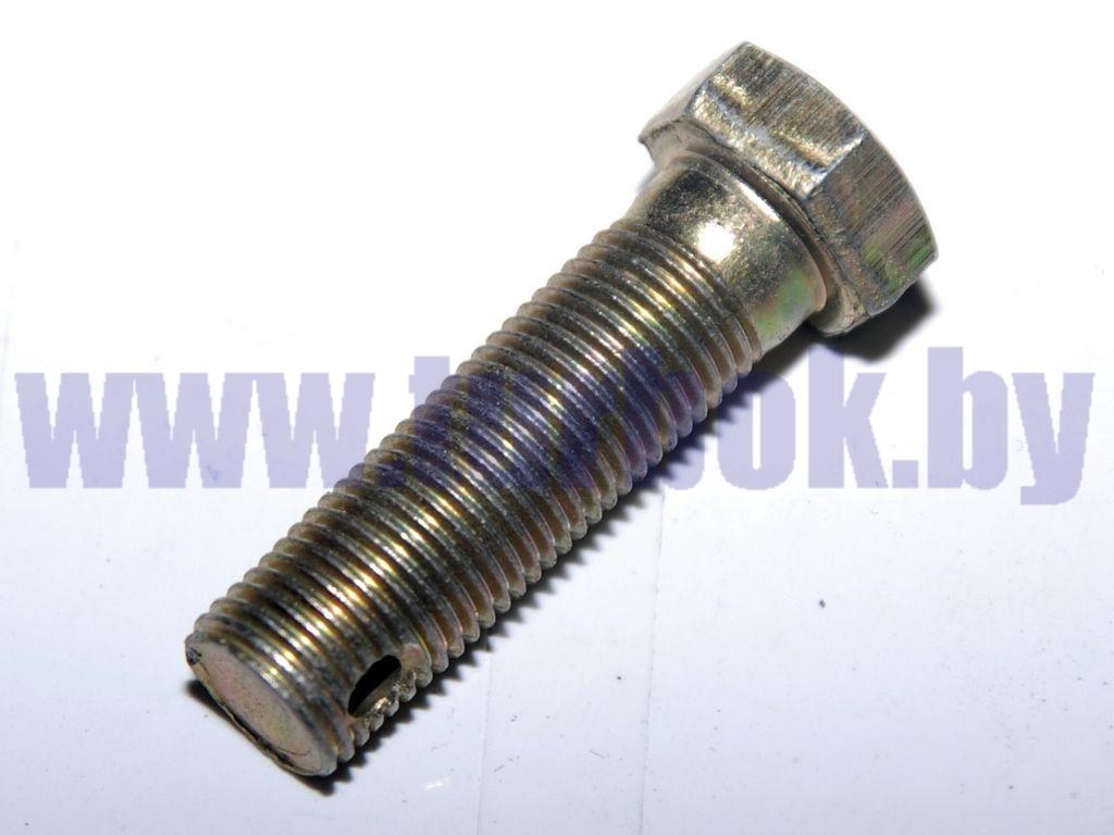 Болт 2М12*1.25-6Н*40 с отверстием