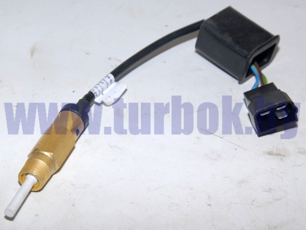 Датчик гидросигнализатор уровня охлаждающей жидкости штекерный разъём