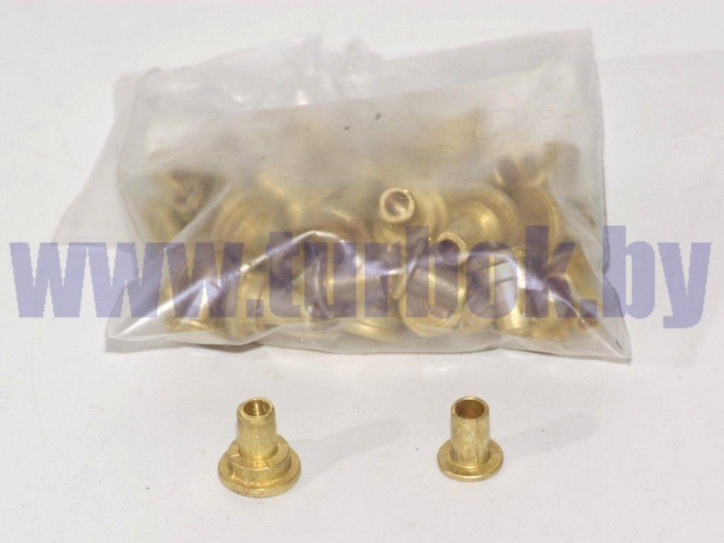 Заклёпка латунная (313017-П - 24 шт., 313018-П - 24 шт.) на однодисковое сцепление, набор №40
