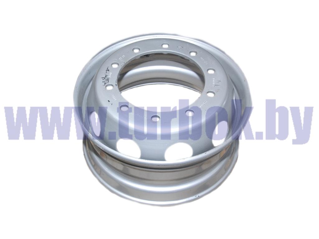 Диск колеса 9,0-22.5 (под шпильки) ET165,5 10/335 d281