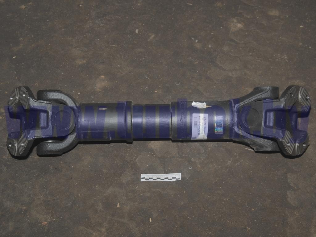 Вал карданный МАЗ-642208,-642205,-551605,-551603, 630305 L=min 722, 4-е отв., привода заднего моста