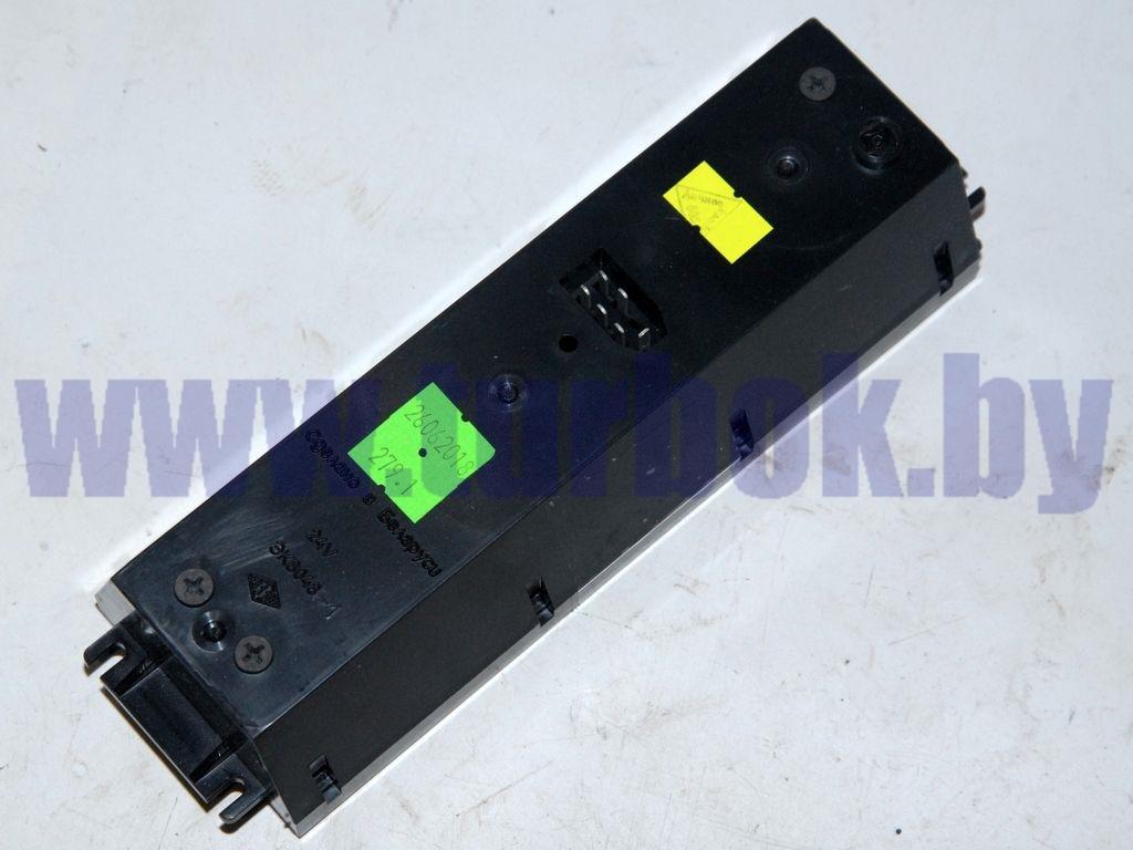 Блок (контроль: давления воздуха 1-й и 2-й контур, уровня топлива сем. МАЗ-5440, 6430, ДВС ЯМЗ, MAN)