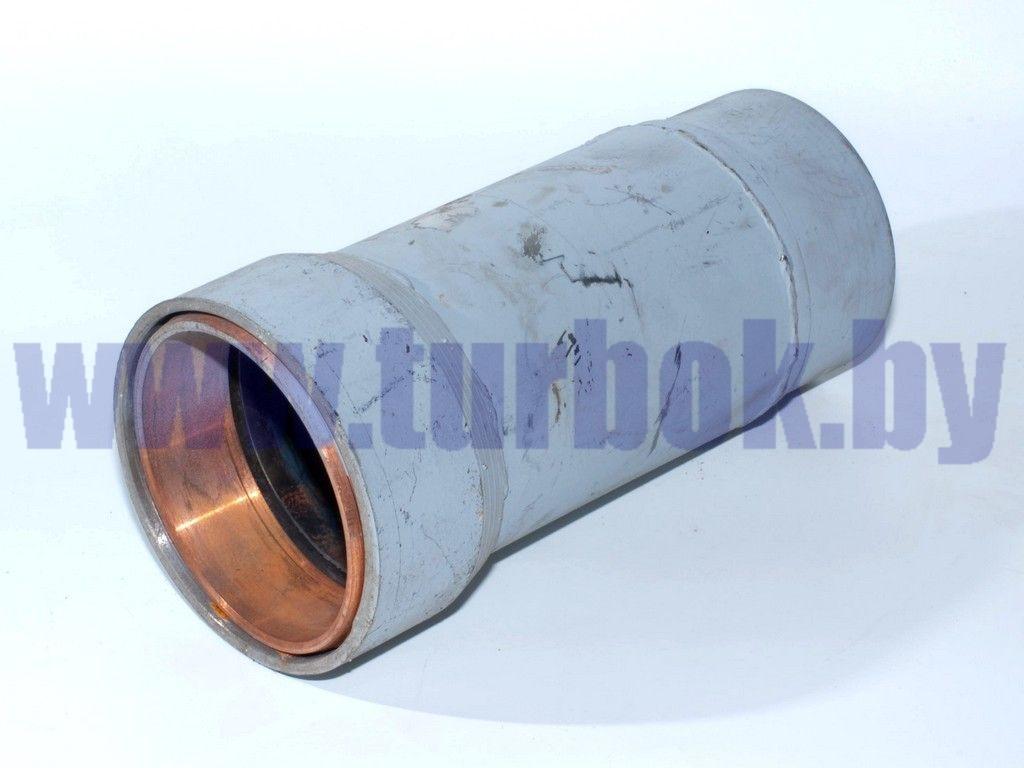 Патрубок трубы приёмной верхний выхлоп/543208-1203842