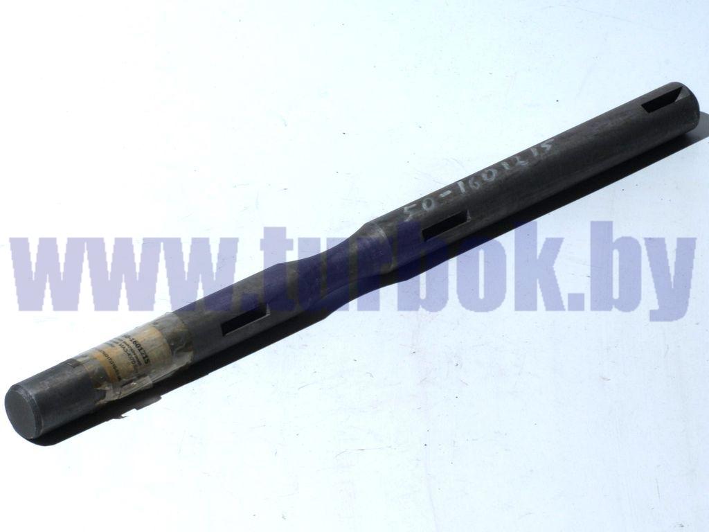 Вал вилки выключения сцепления МАЗ-4370 без ПГУ под шпонку