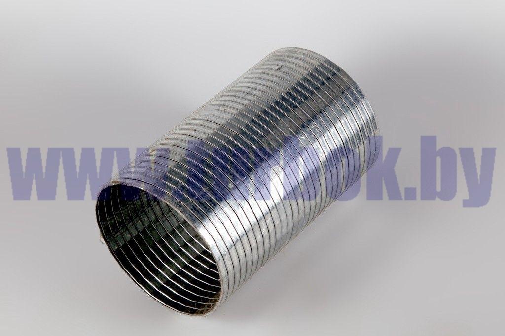 Металлорукав (D=110,L=190) чёрный металл 000.4859.21.000-110-180-С/S-35110-55