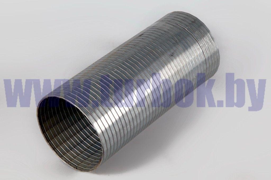 Металлорукав (D=110,L=253) чёрный металл 000.4859.21.000-110-262-С/S-35110-55