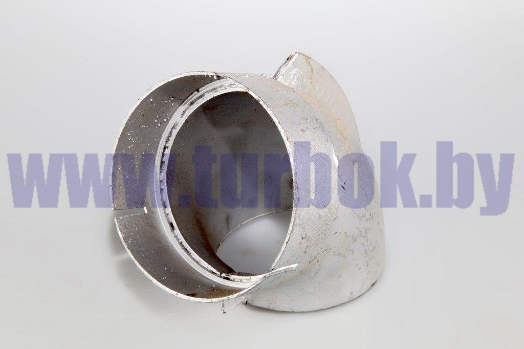 Патрубок (Труба выхлопная) наконечник глушителя L=160