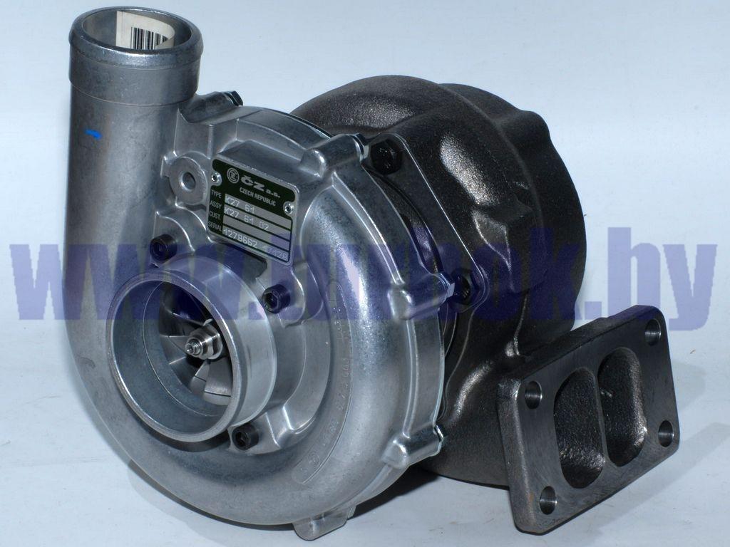 Турбокомпрессор Д-260.1, Д-260.2, Д-260.8 МТЗ-1221 без регулятора