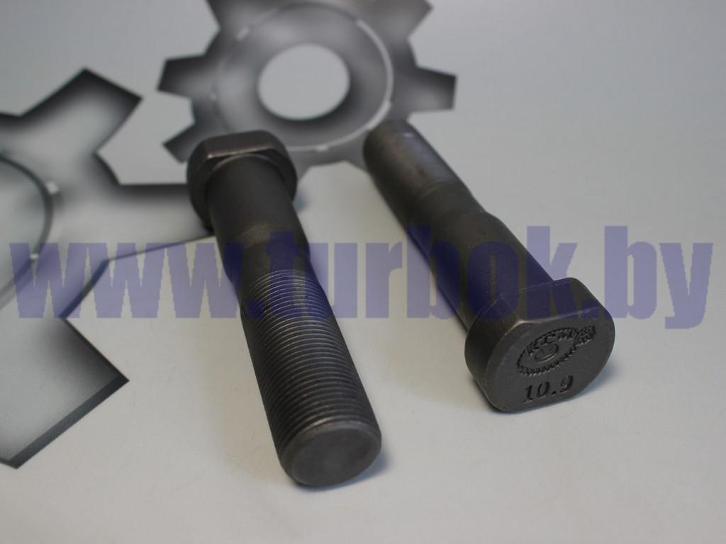 Болт колеса (шпилька, L=105, М22х1.5) тефлон