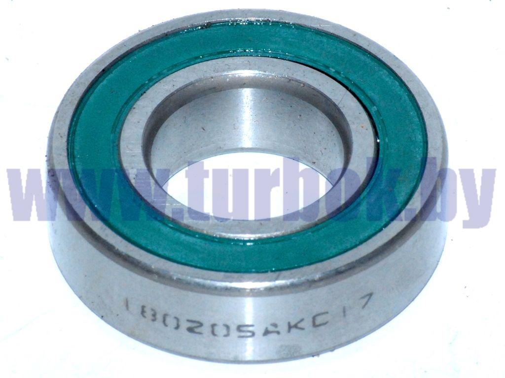 Подшипник 180205 (6205 RS) вала первичного передний КПП-695Д, 3206