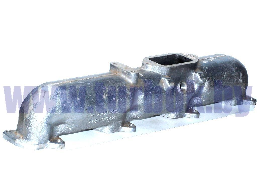 Коллектор впускной левый ЯМЗ-238Д, Б, ДЕ, БЕ