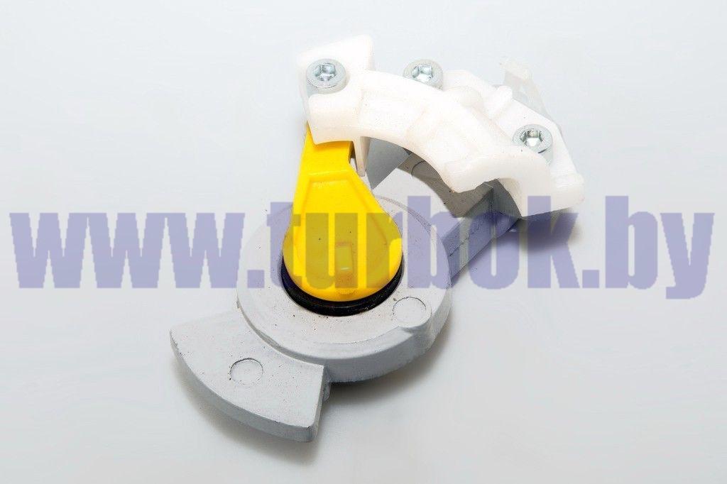 Головка соединительная М22 без клапана красная Автокомопнент плюс