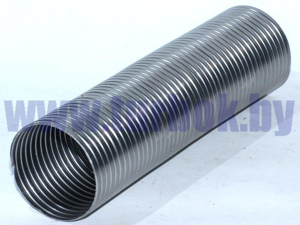 Металлорукав (D=080,L=297) чёрный металл МАЗ-256/S 390 80 52