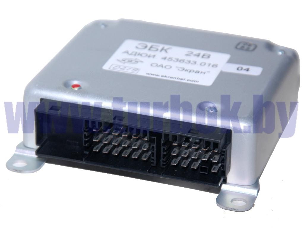 Блок управления ABS электронный тягача Е-4