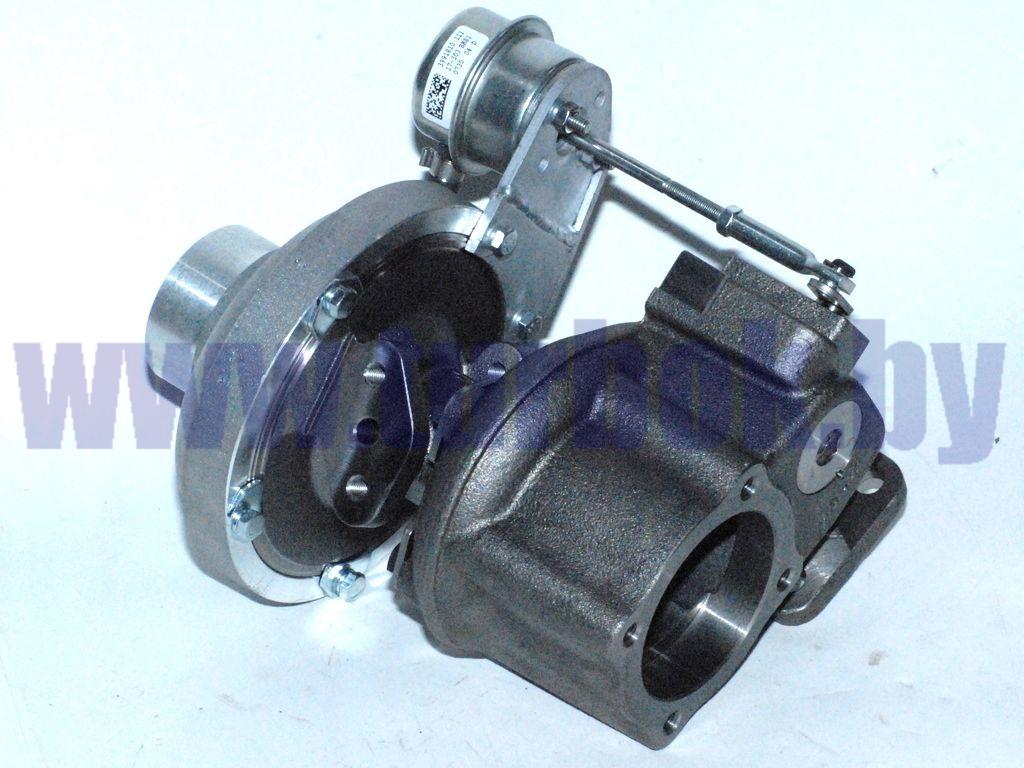 Турбокомпрессор Д-245.252 (Е-2) МТЗ с регулятором
