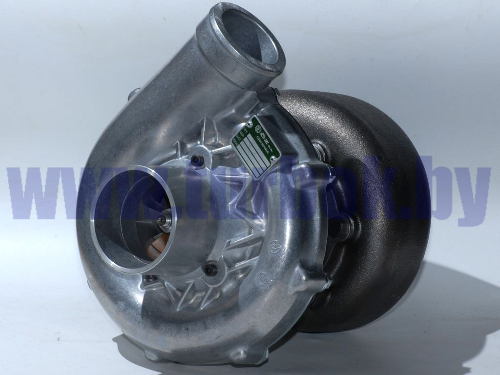 Турбокомпрессор ЯМЗ-8401.10 (Е-2) МЗКТ, БелАЗ без регулятора левый