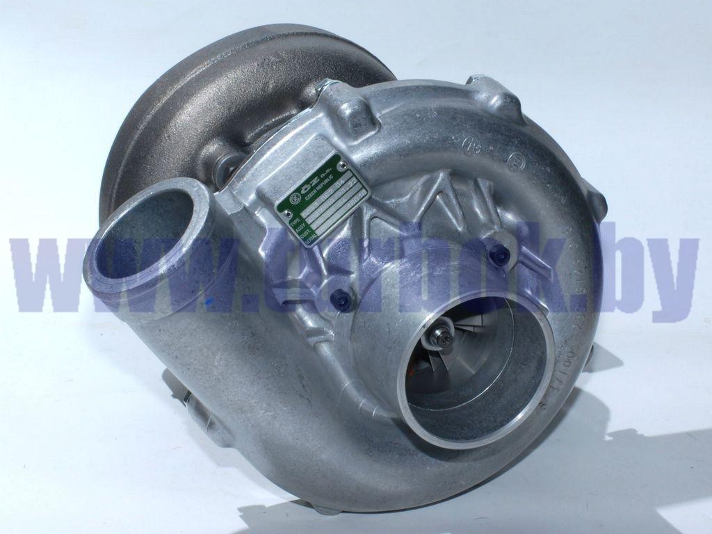 Турбокомпрессор ЯМЗ-658,7511 (Е-3) МАЗ без регулятора (К36-062-04)