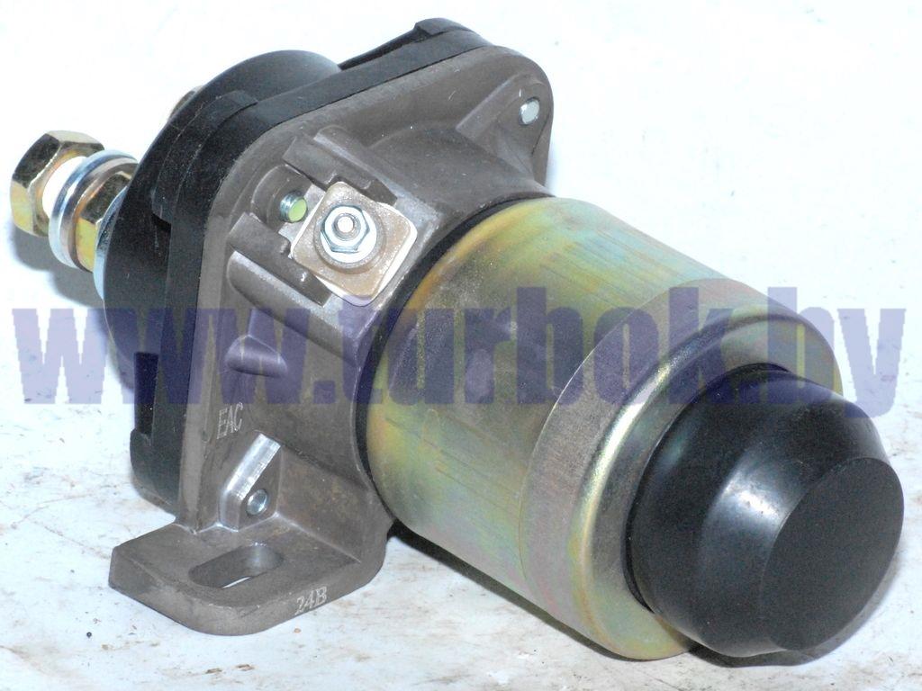 Выключатель массы дистанционный (управление под 1 гайку) с электронной защитой от переполюсовки