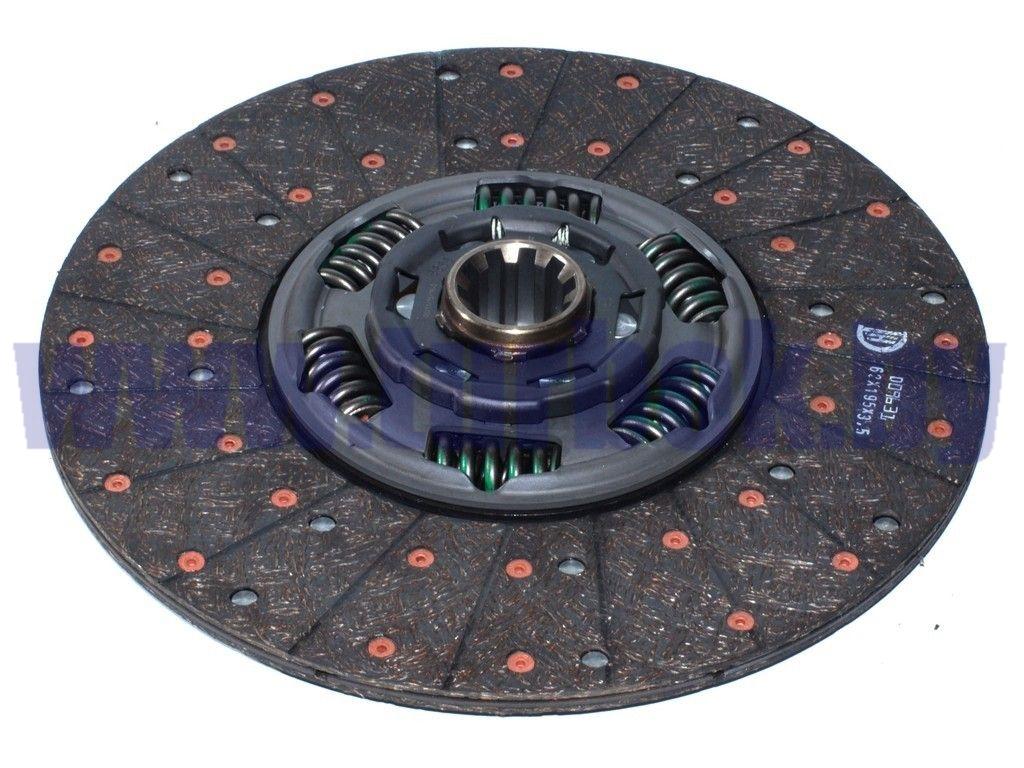 Диск ведомый 362WGTZ (44 мм) HAMMER