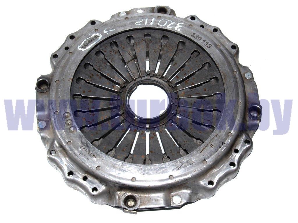 Диск нажимной в сборе (корзина) MFZ430 HAMMER/конвейерный № 139 113