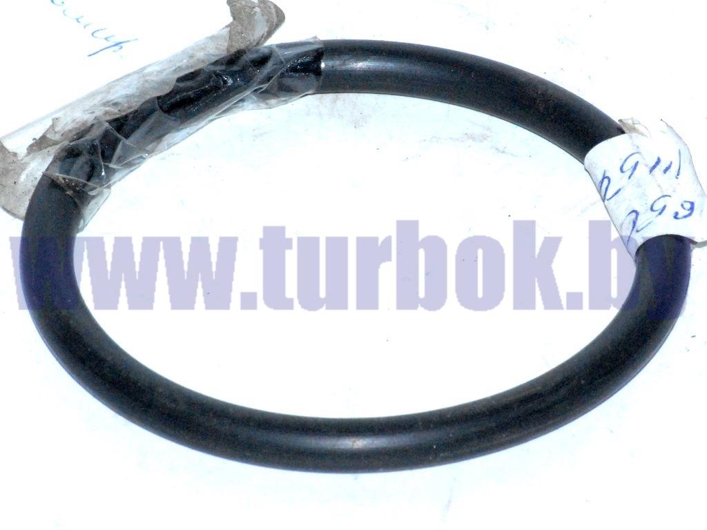 Кольцо втулки соединительной турбокомпрессора ЯМЗ-650.10 силикон