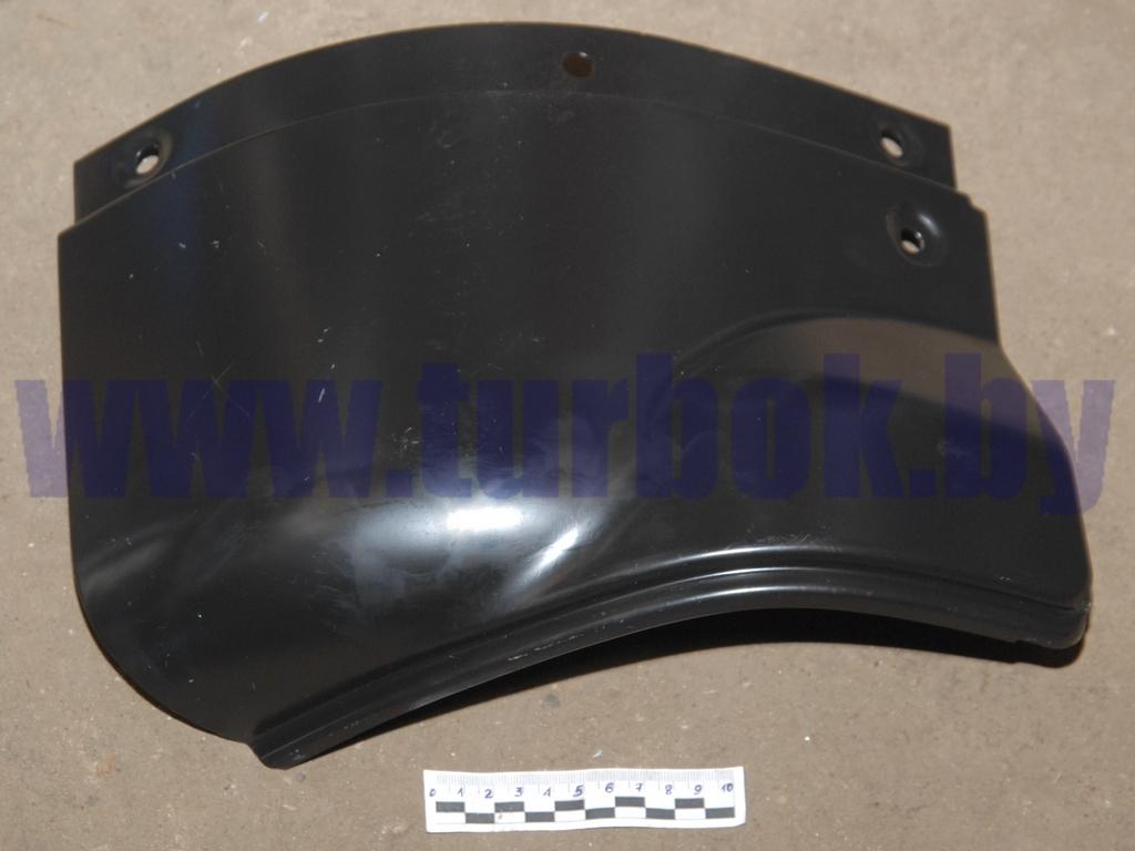Бампер МАЗ-5440А9, 643019 боковой нижний левый