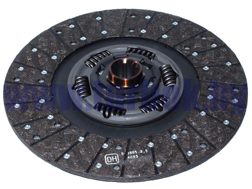 Диск ведомый 395WGTZ (42 мм) HAMMER