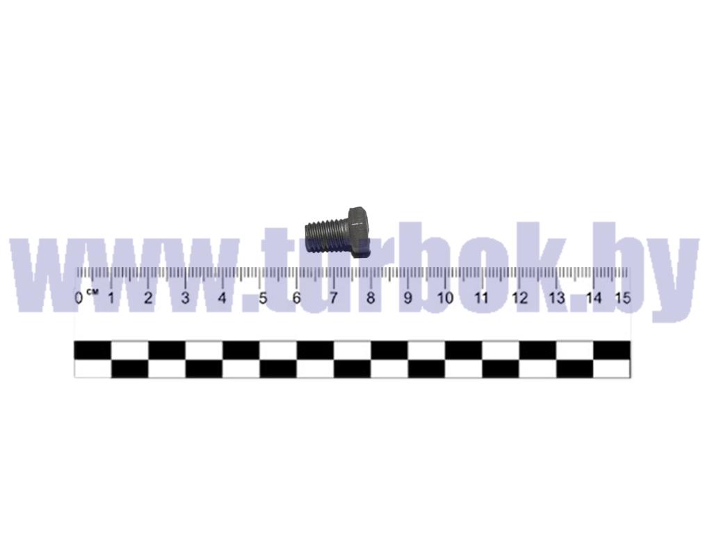 Болт М08*1.25х14 крепления массы КАМАЗ-65115, 6520