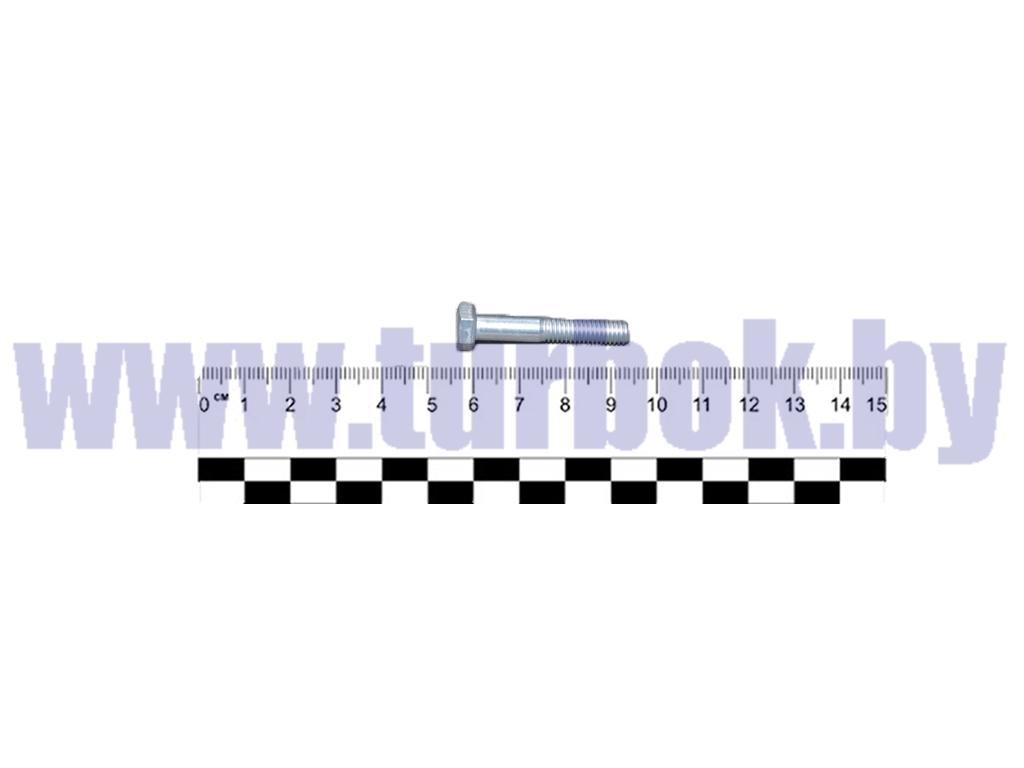 Болт М06*1.0х35 насоса масляного КАМАЗ-65115, 6520