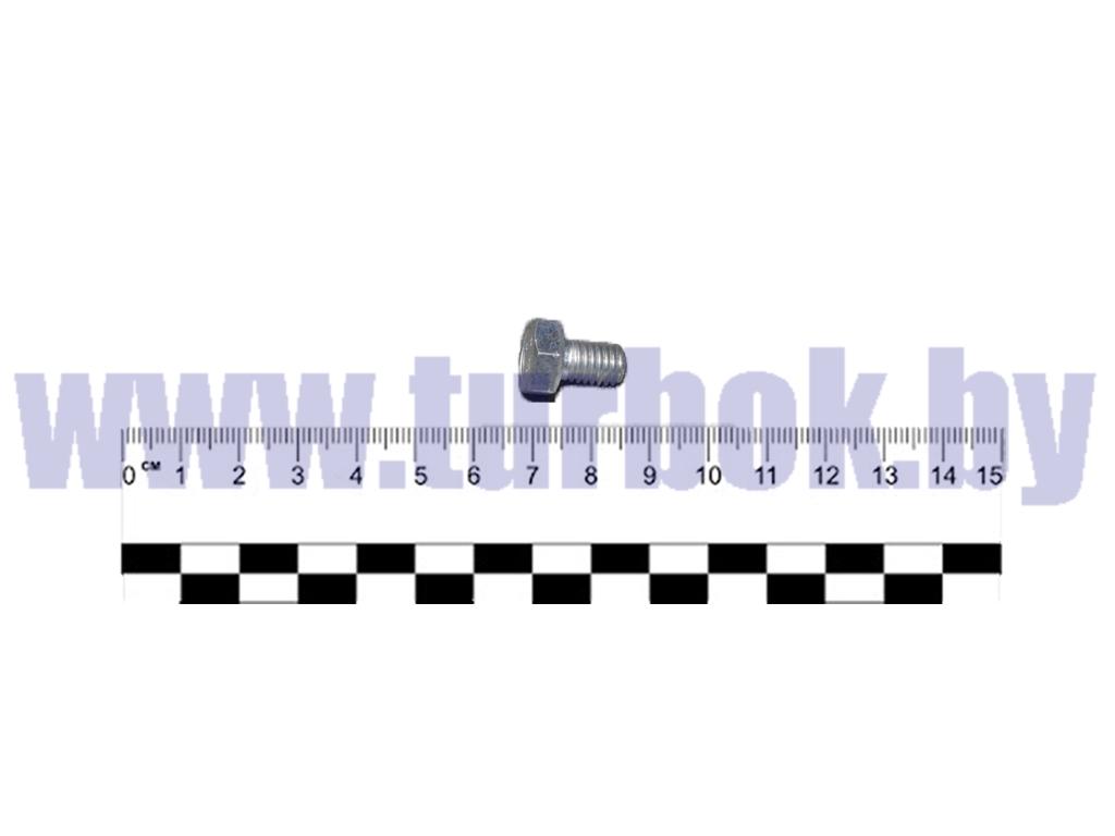 Болт М08*1.25х12 вентилятора КАМАЗ-65115