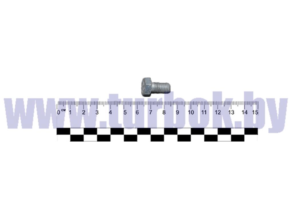 Болт М08*1.25х16 кронштейна генератора КАМАЗ-65115 ,6520