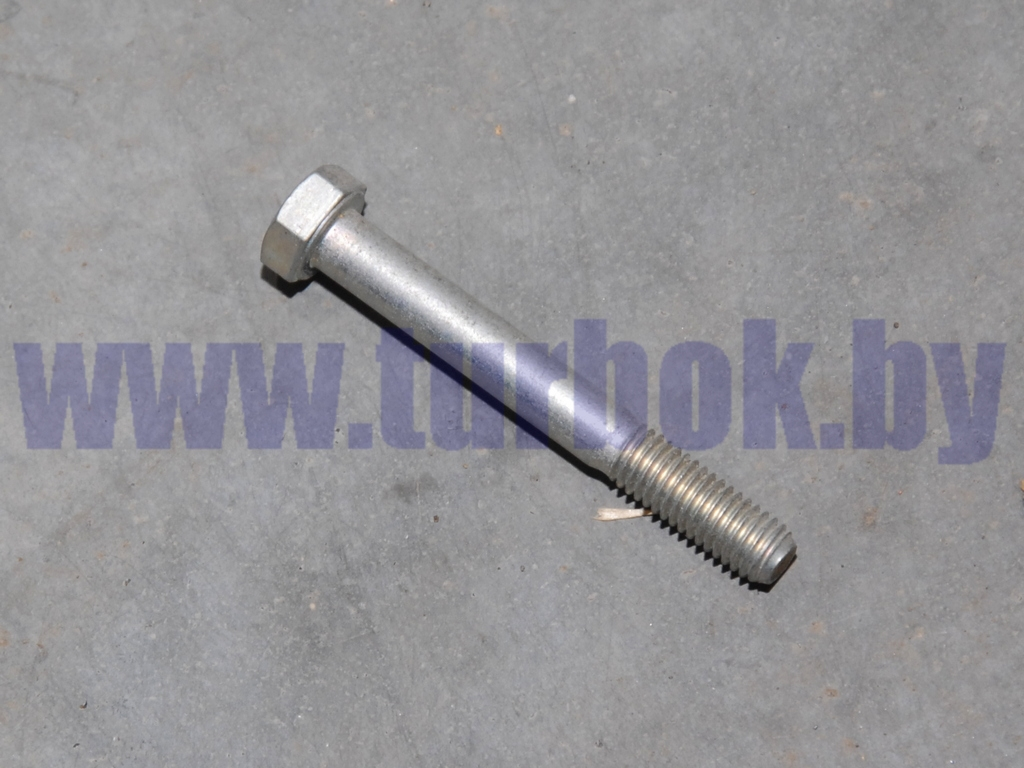 Болт М08*1.25х65 КПП, хомута глушителя КАМАЗ-65115, 6520