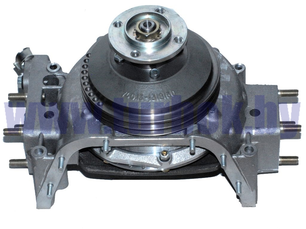 Гидромуфта привода вентилятора КАМАЗ-65115