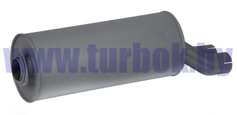 Глушитель КАМАЗ-65115 (сплав алюм.)