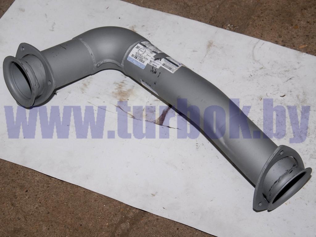 Колено трубы приёмной глушителя КАМАЗ-65115
