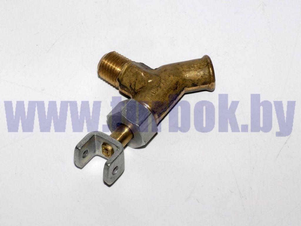 Кран блока сливной КАМАЗ-65115