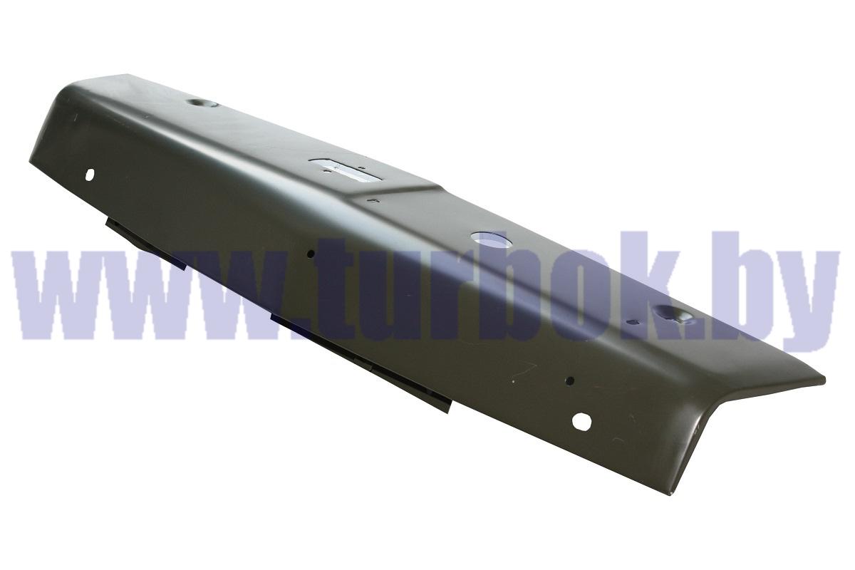 Панель передка КАМАЗ-65115 левая цв.00020-защитный