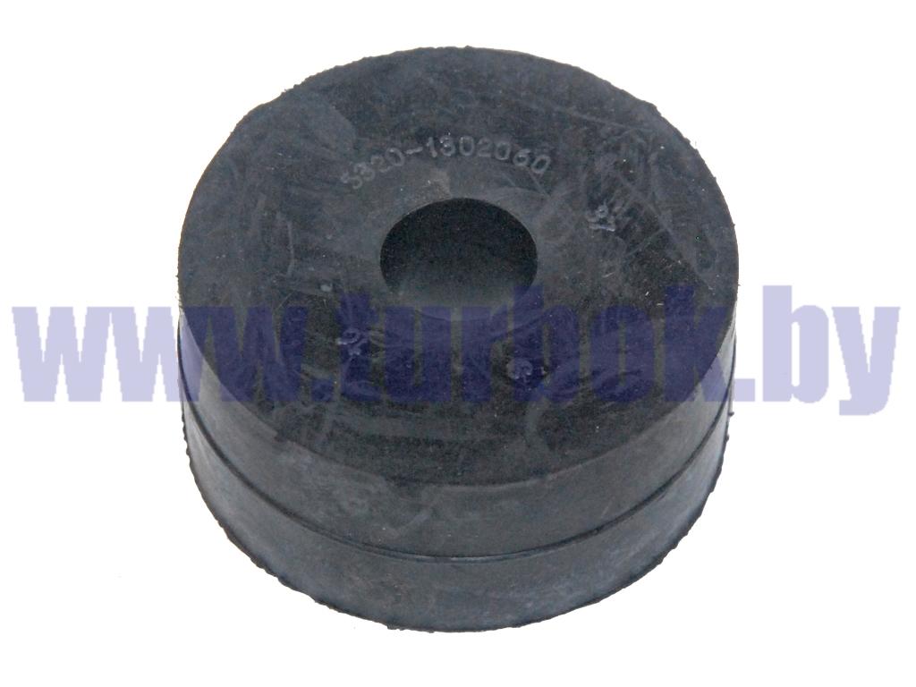 Подушка подвески радиатора 16х58х25 КАМАЗ-65115, 6520