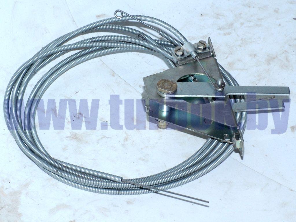 Привод управления отопителем с тросами КАМАЗ-65115, 6520