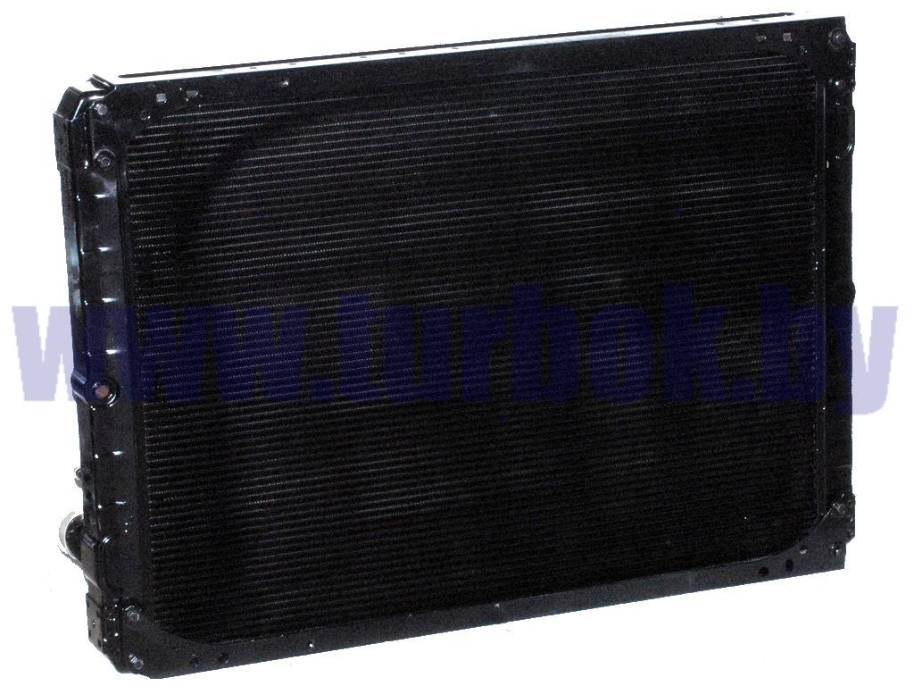 Радиатор к КАМАЗ-6520 3-х ряд Cu