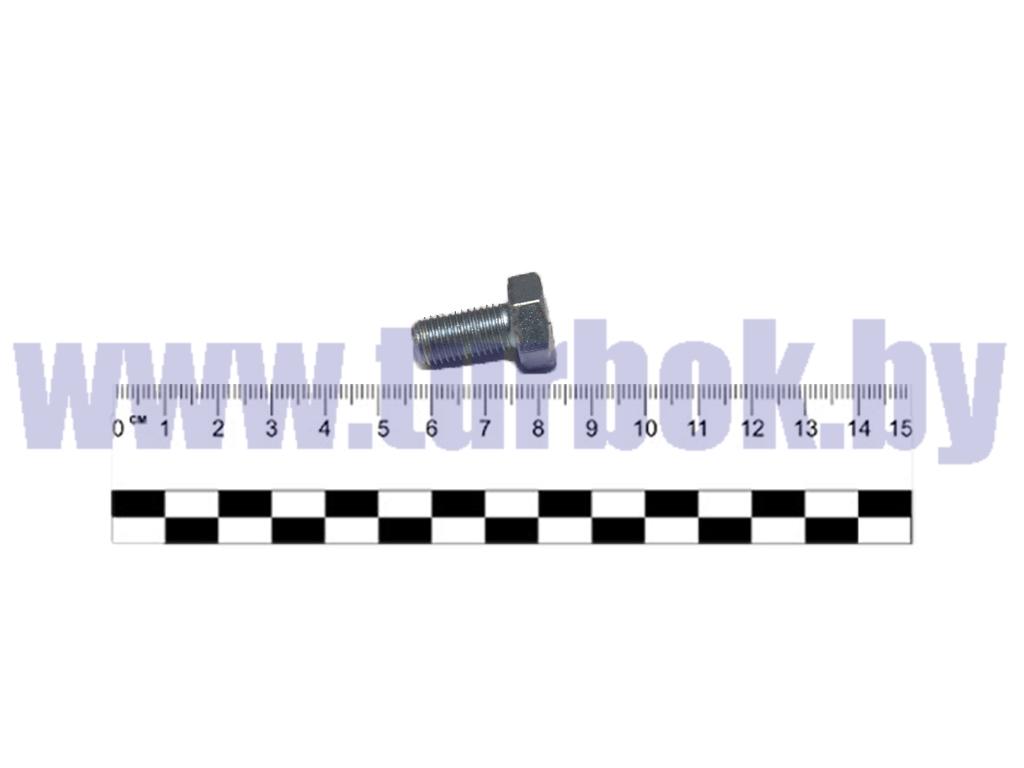 Болт М10*1,25-6gх16 крышки люка КПП-154-