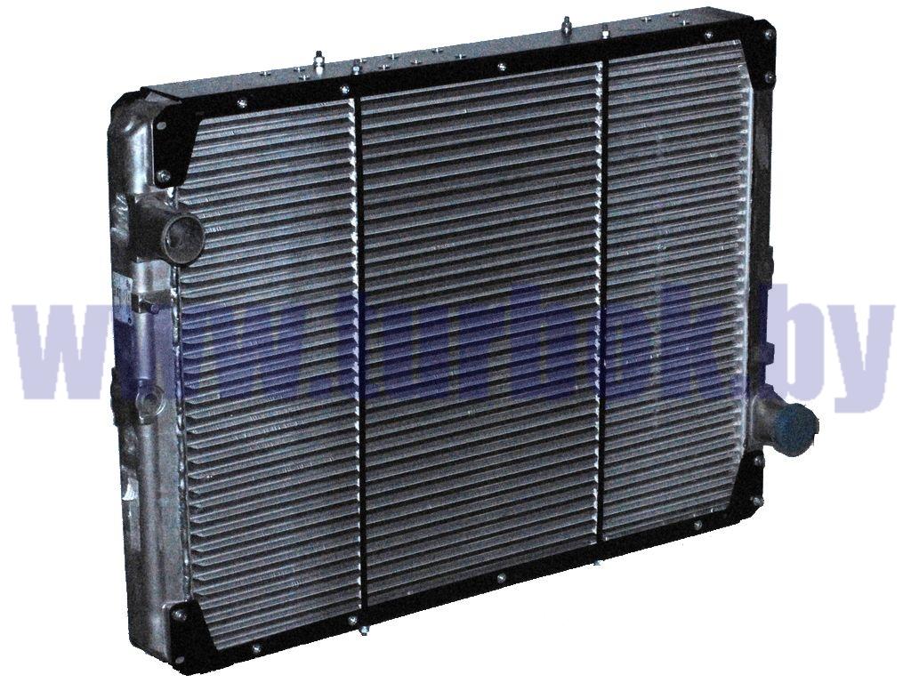 Радиатор к КАМАЗ-6520 2-х ряд Al