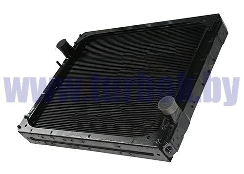 Радиатор к НЕФАЗ-5299 3-х ряд Cu