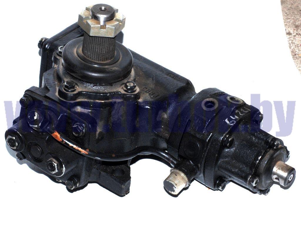 Механизм рулевой с трубкой МАЗ-4370 и Евро-3 с двиг. ЯМЗ-6582,6581,6562